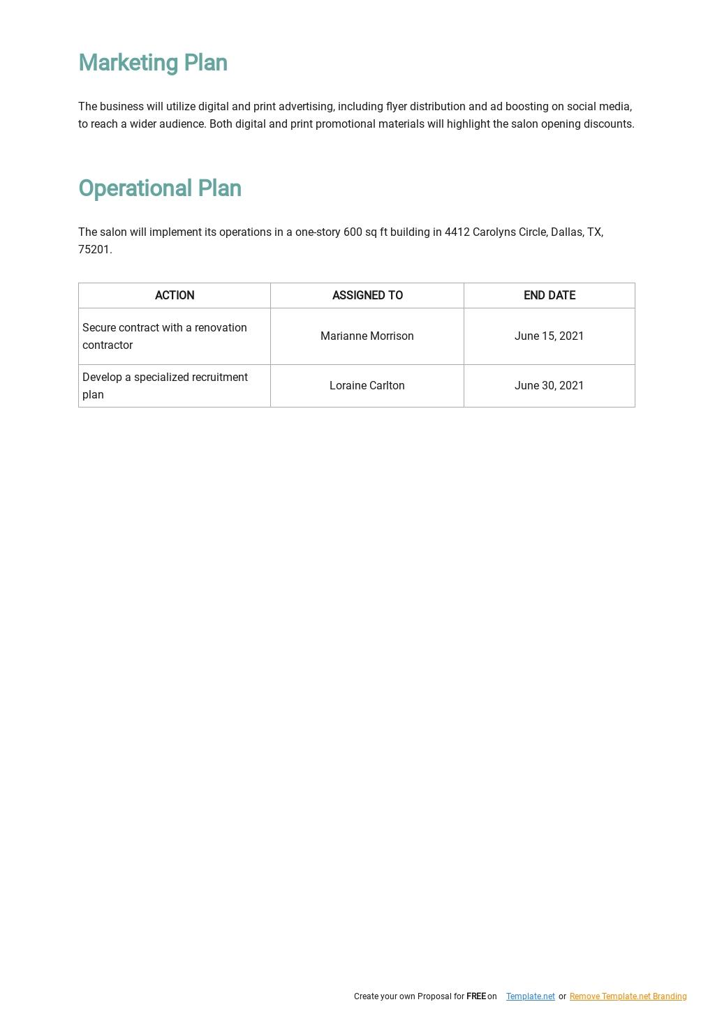 Salon Business Plan Template 4.jpe