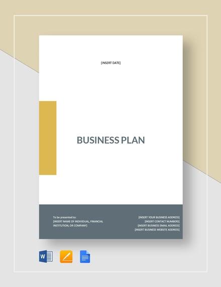 Business plan writer mac