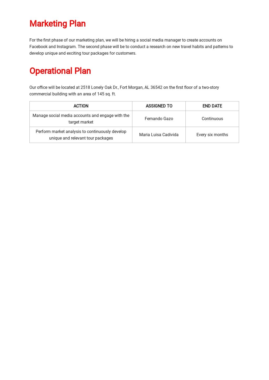 Travel Business Plan Template 3.jpe