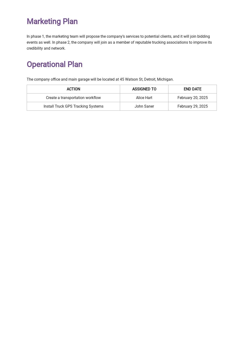 Trucking Business Plan Template 3.jpe