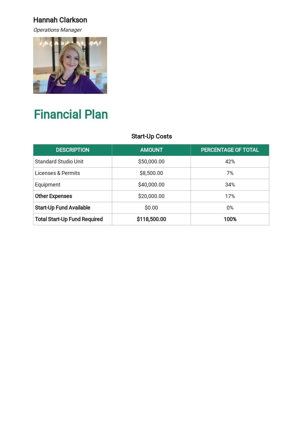 Photography Business Plan Template 6.jpe