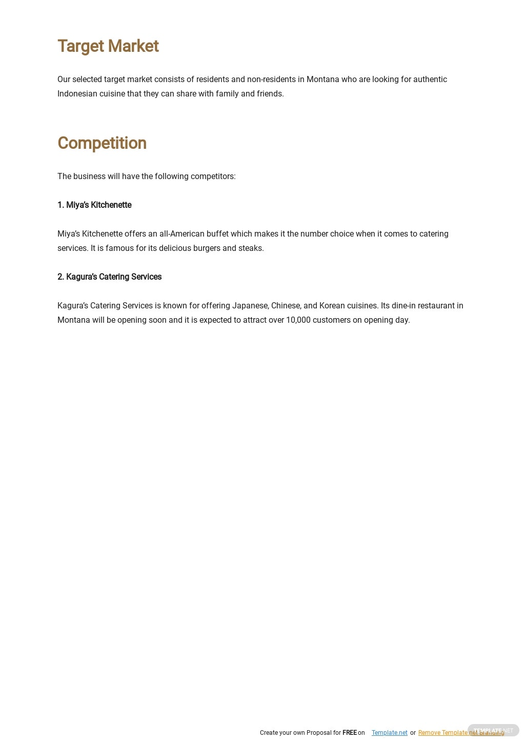Catering Business Plan Template 2.jpe