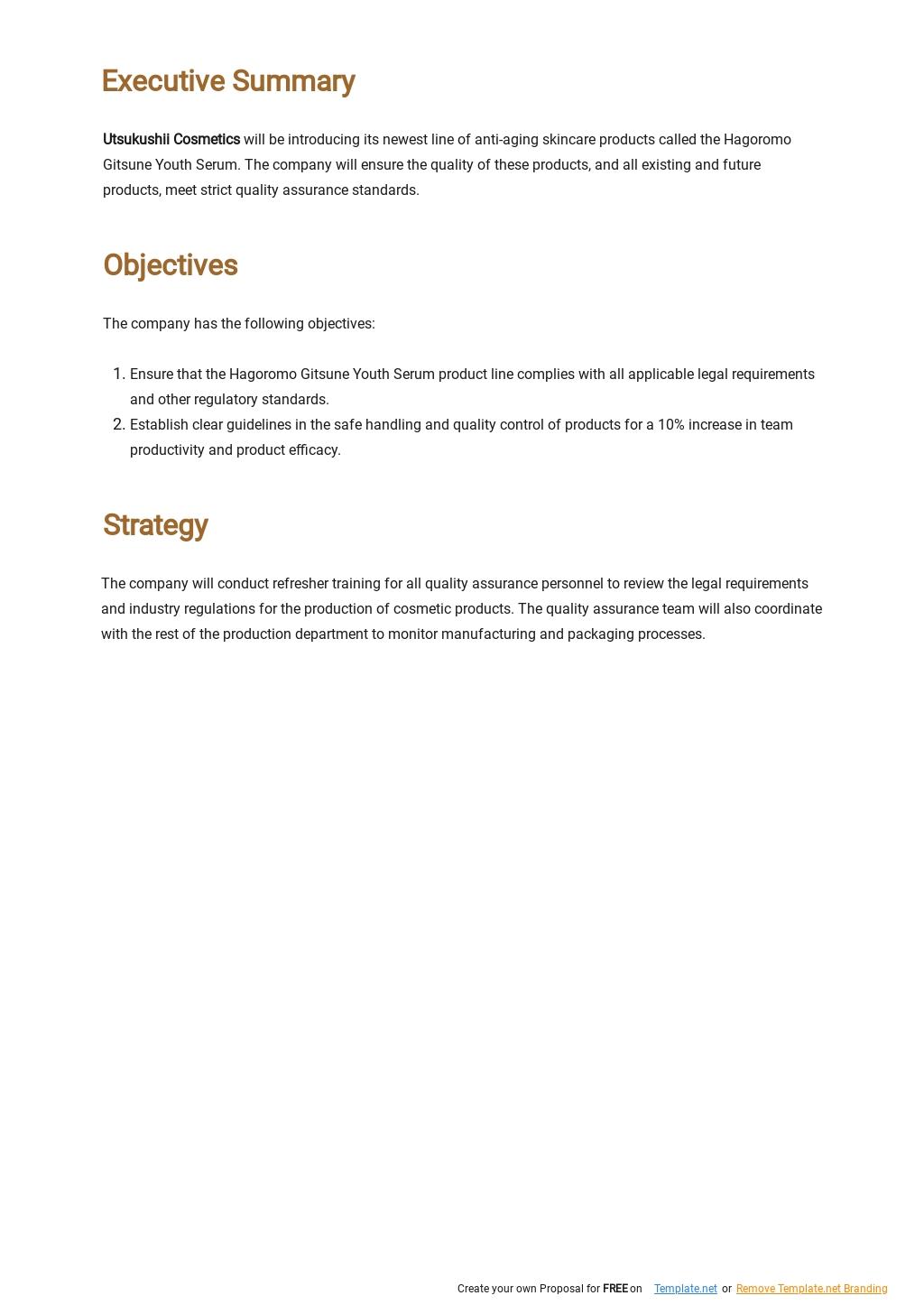Sample Quality Assurance Plan Template 1.jpe