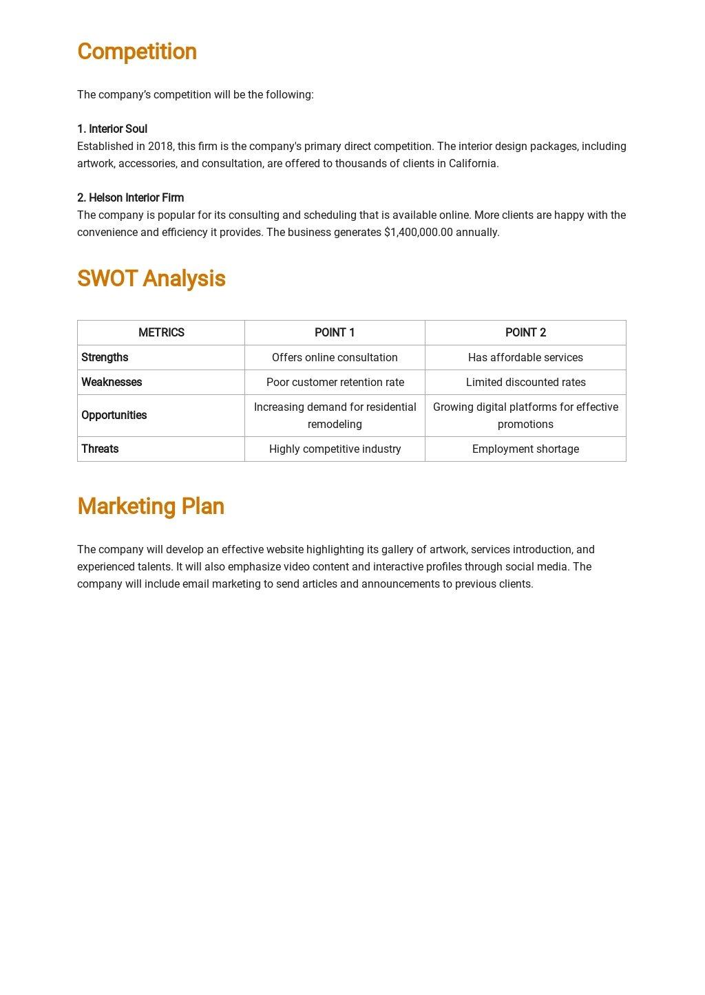 Interior Design Business Plan Template 2.jpe