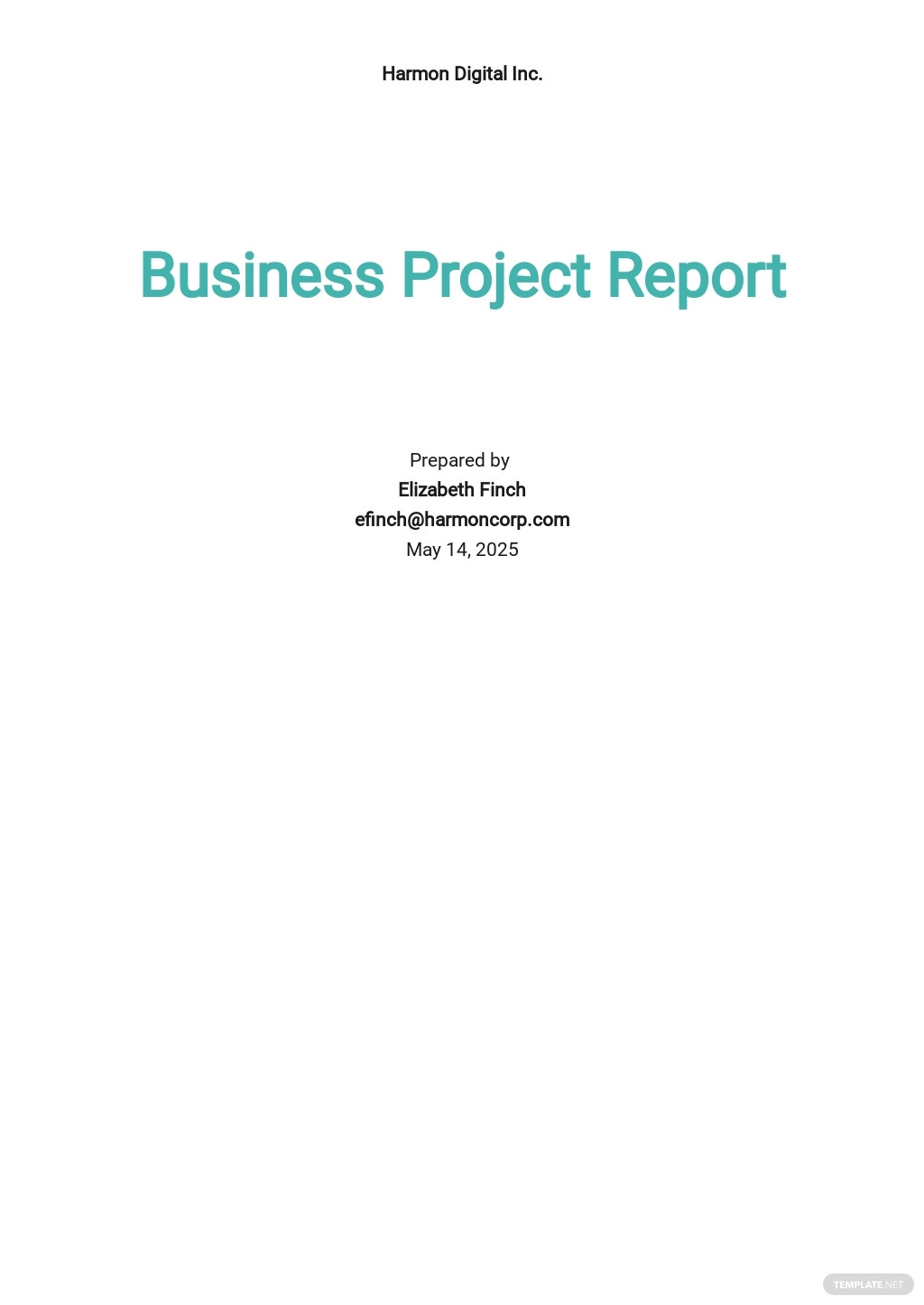 Business Project Report Template.jpe