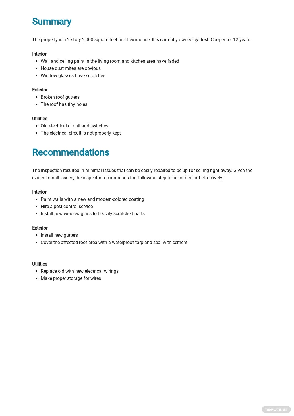 Home Inspection Report Template 2.jpe