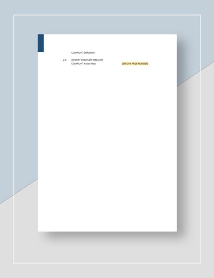 Sample Gap Analysis Report Download