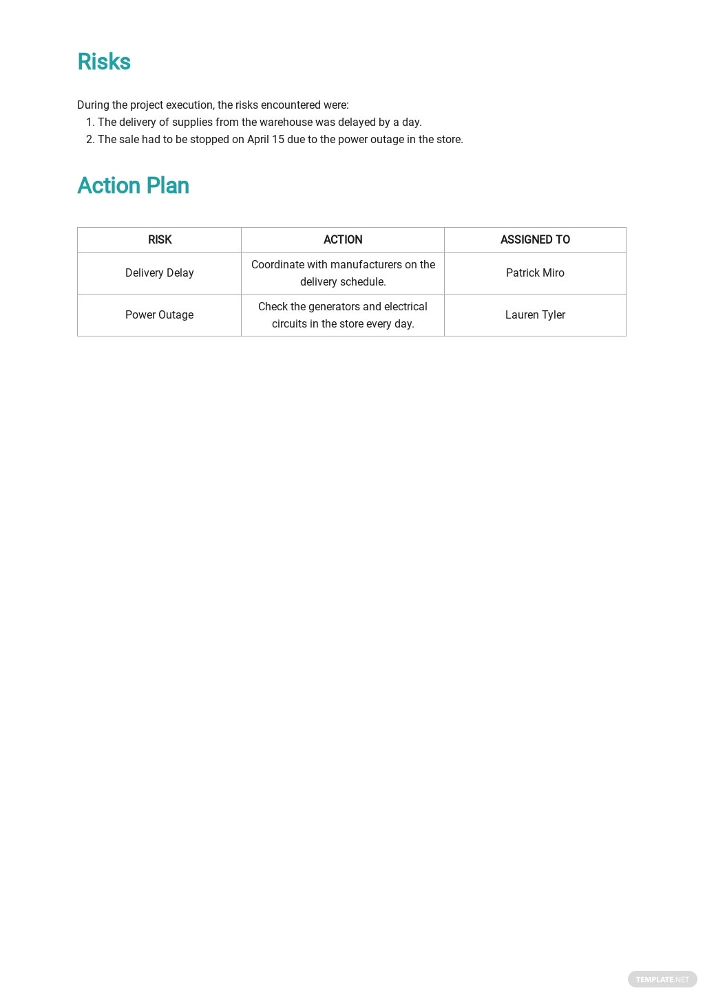Sales Activity Report Template 3.jpe