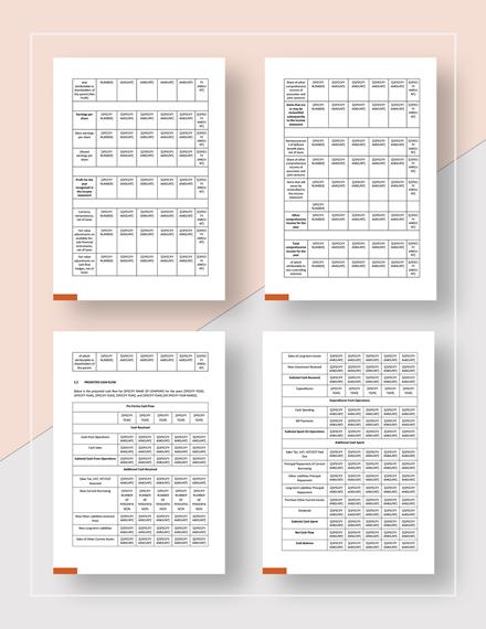 Sample Sales Activity Report