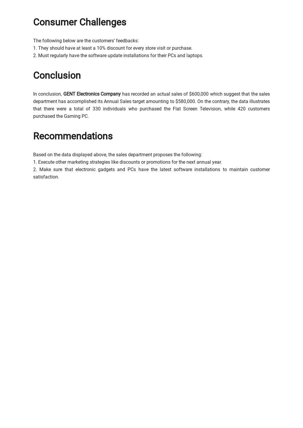 Annual Sales Report Sample Template 3.jpe