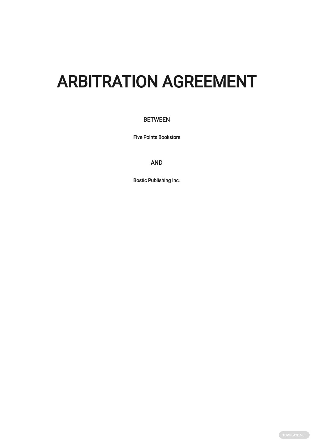 Arbitration Agreement Template.jpe