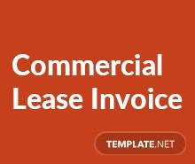 Free Commercial Lease Invoice Template
