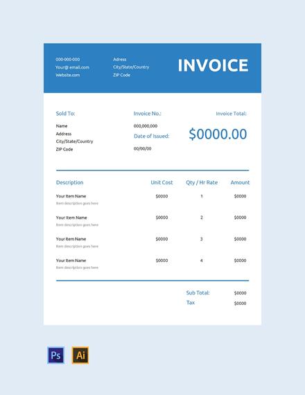 free proforma invoice template pdf word doc excel. Black Bedroom Furniture Sets. Home Design Ideas