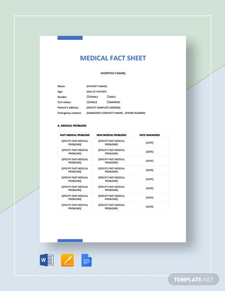 Medical Invoice Template Download 171 Invoices In