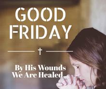 Good Friday Pinterest Pin Template