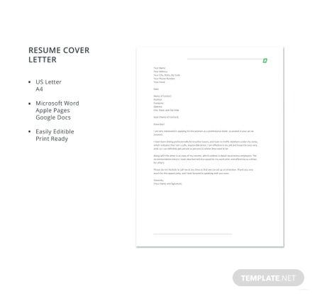 free driver resume cover letter template download 700 letters in
