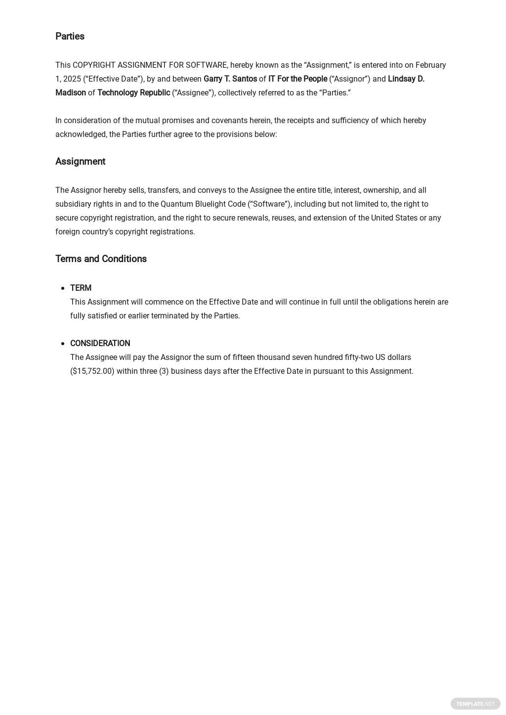 Copyright Assignment For Software Template 1.jpe