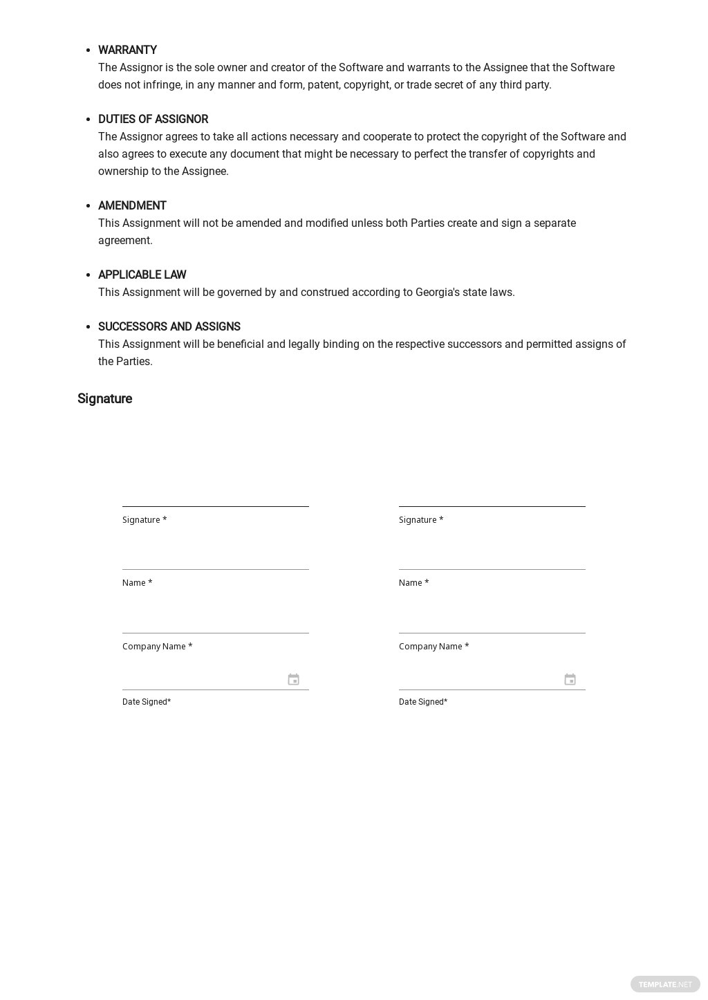 Copyright Assignment For Software Template 2.jpe
