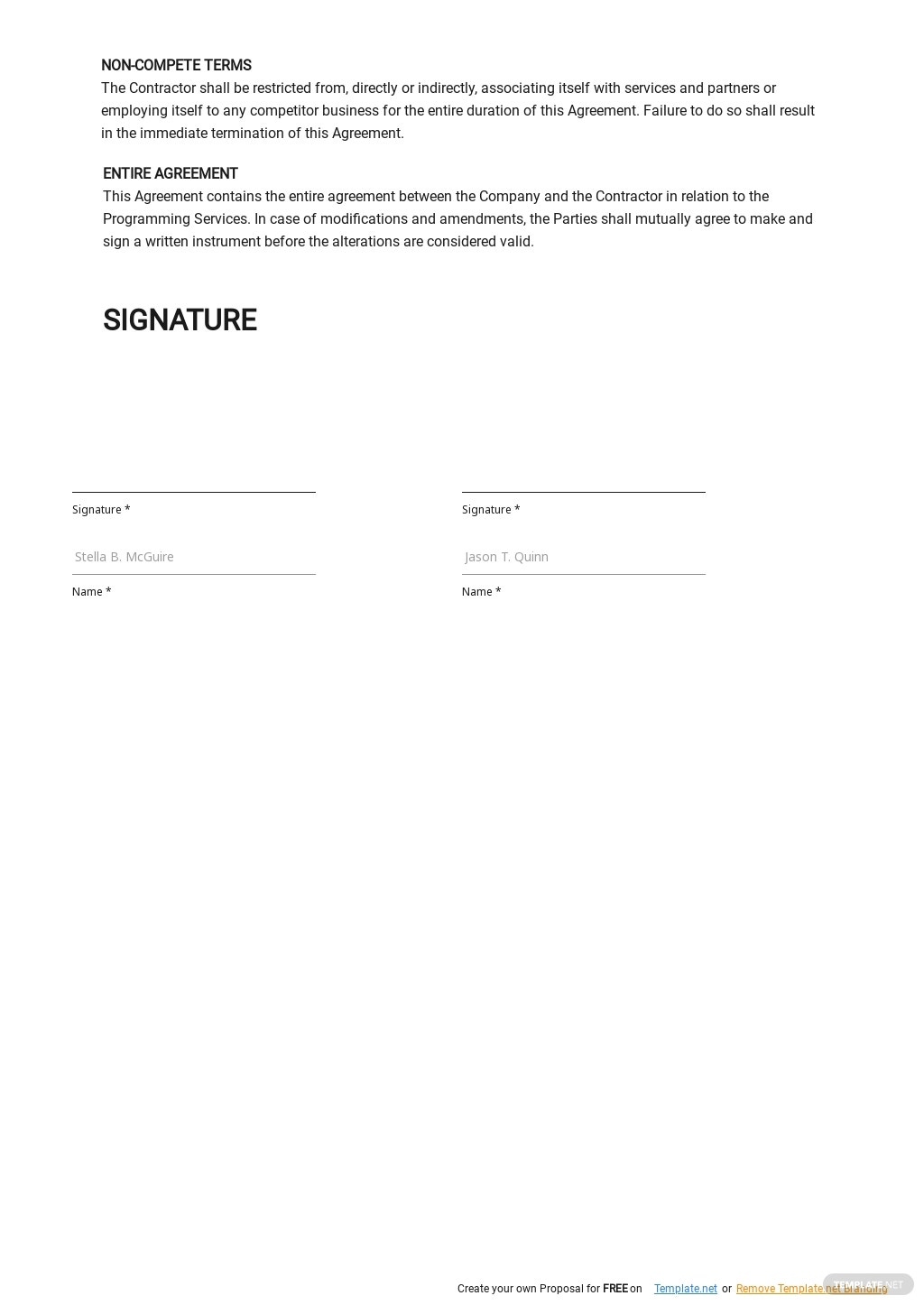 Independent Contractor Agreement For Programming Services Template 2.jpe