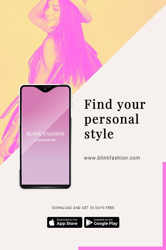 Fashion Store App Promotion Tumblr Post Template