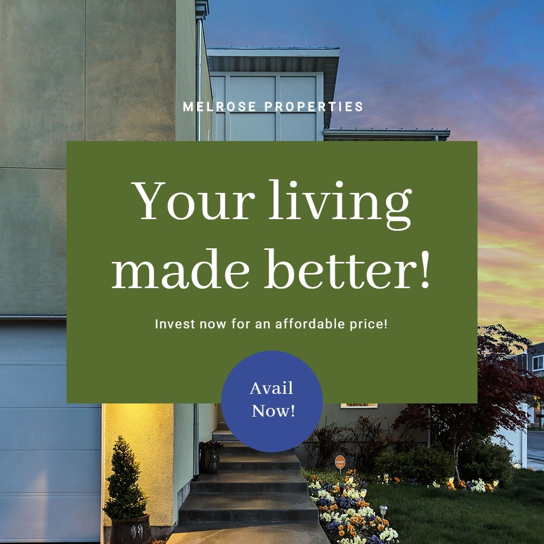 Elegant Real Estate Instagram Post Template