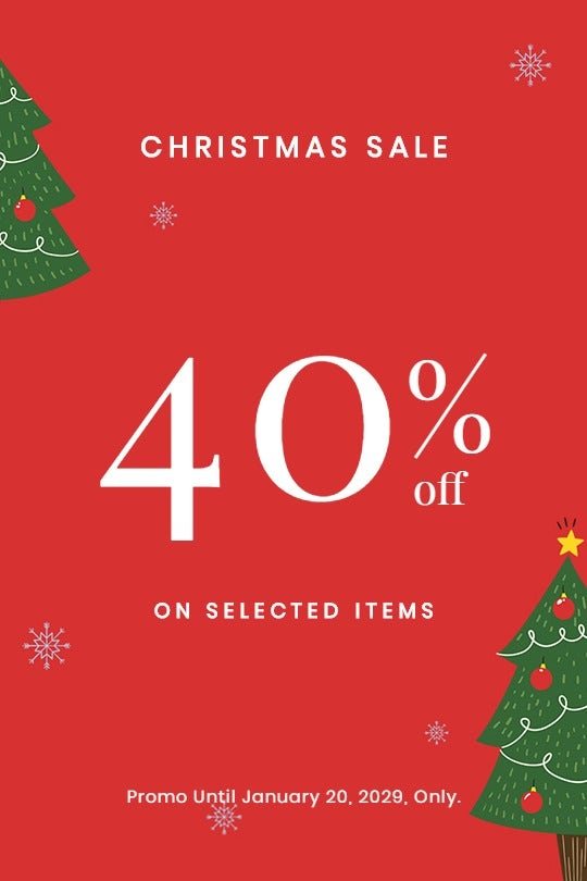 Christmas Holiday Sale Tumblr Post Template