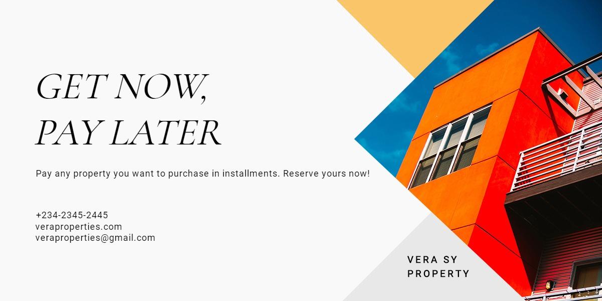 Indepedent Real Estate Broker Blog Post Template
