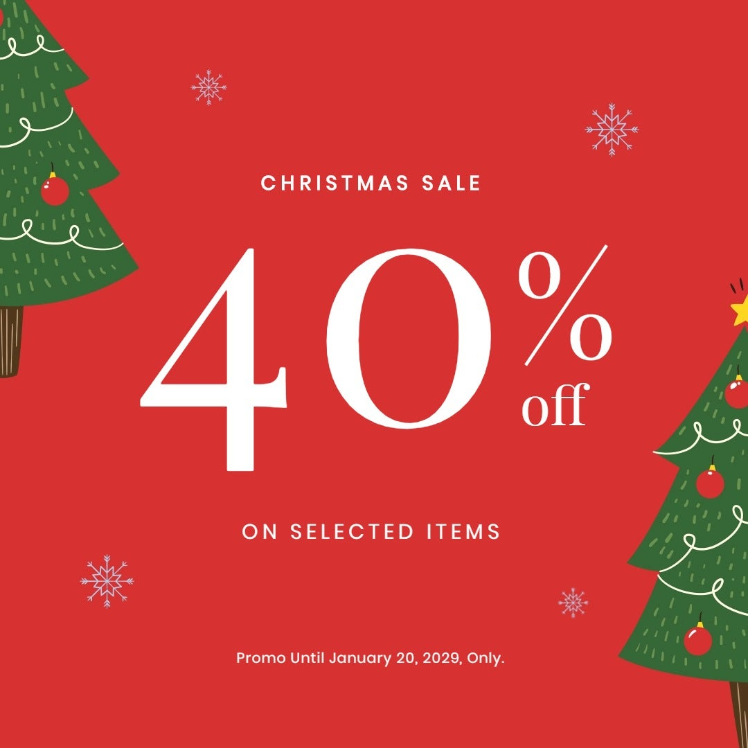 Christmas Holiday Sale Instagram Post Template