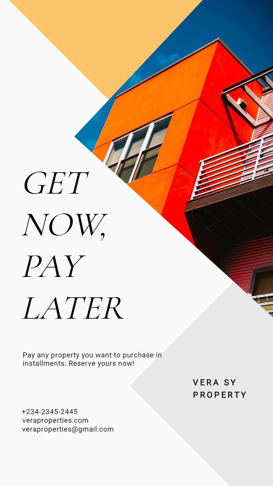 Indepedent Real Estate Broker Instagram Story Template
