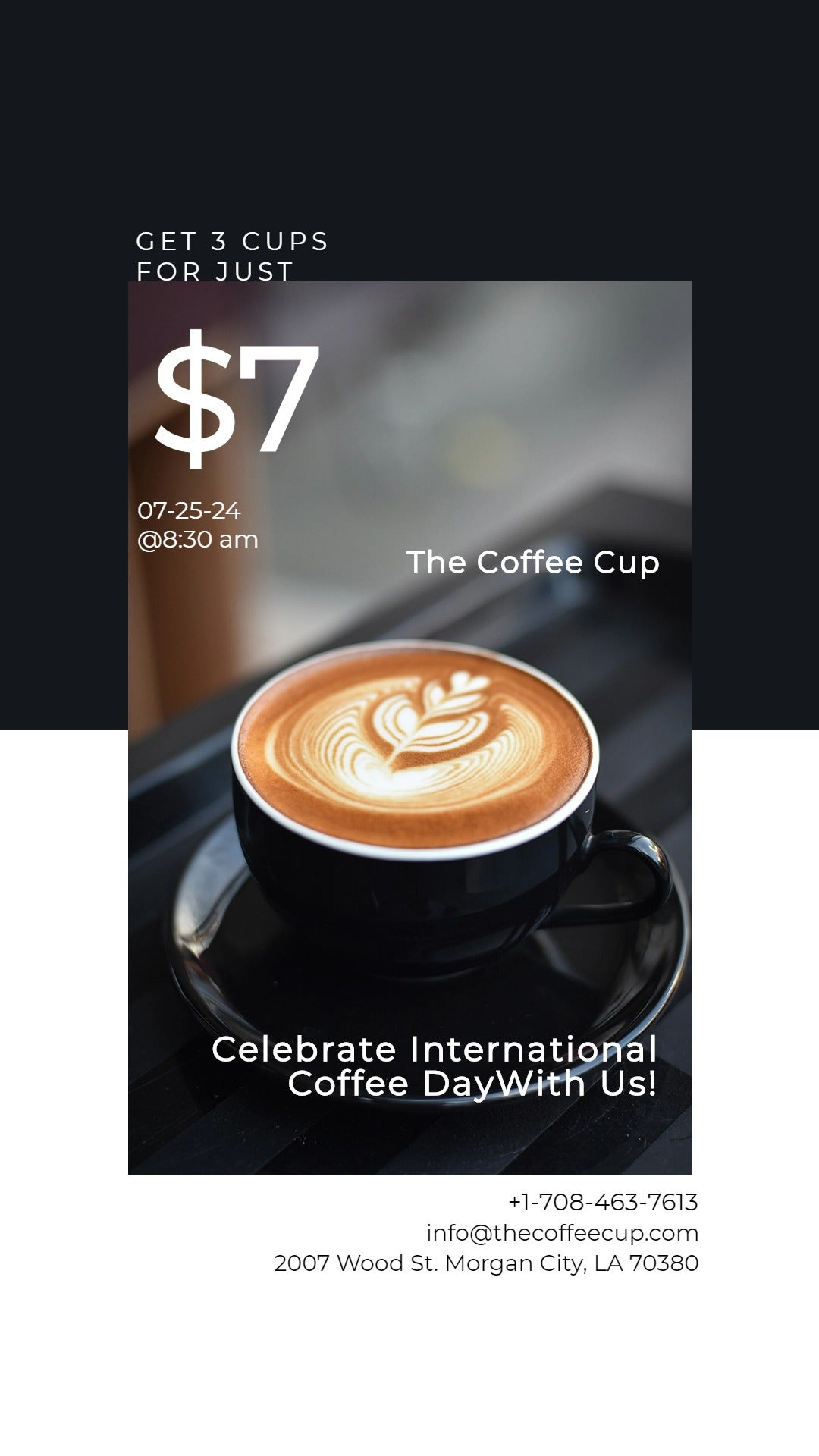 FREE International Coffee Day Offers Social Media ...