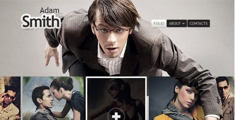 wordpress gallery templates
