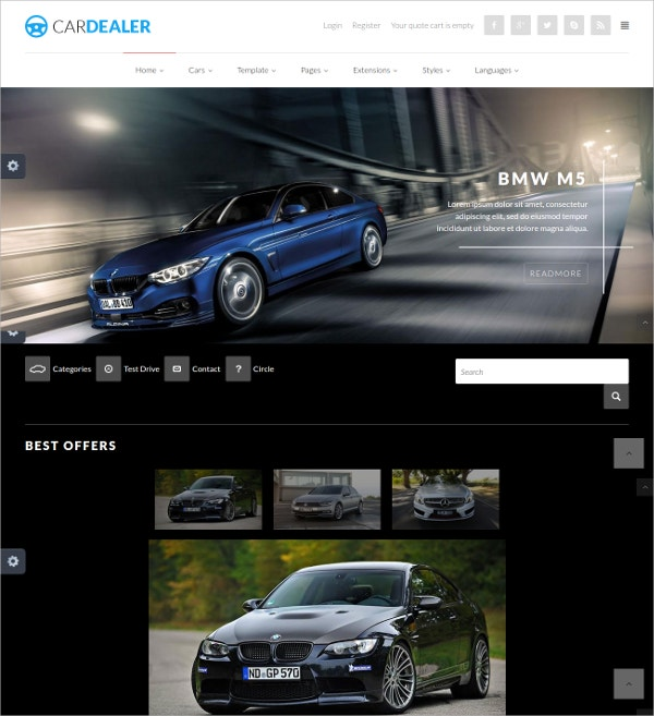 multipurpose automative joomla theme 43