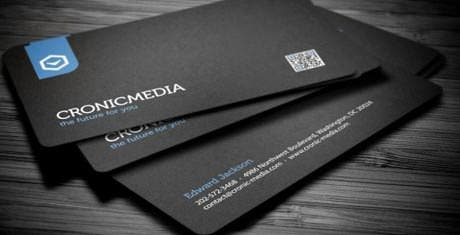 stylishcorporatebusinesscard