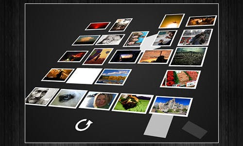 tit viewer flash photo gallery template