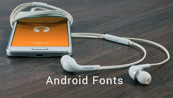 androidfonts