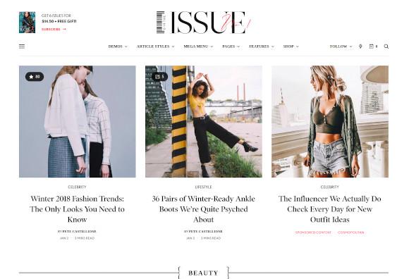 versatile magazine wordpress theme