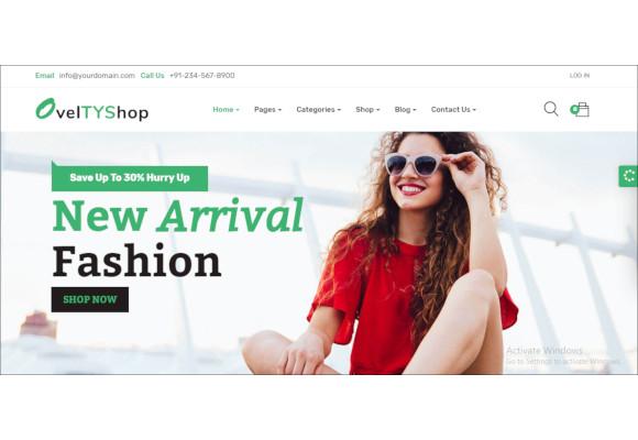 ecommerce responsive drupal theme