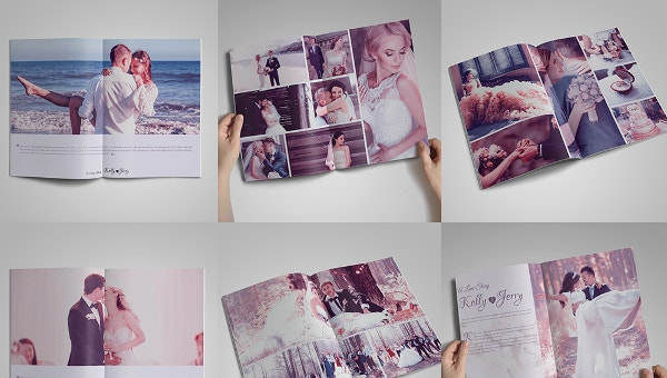 79+ Best Photo Album Templates | Free & Premium Templates