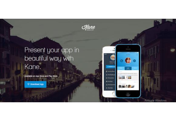 responsive-app-landing-page