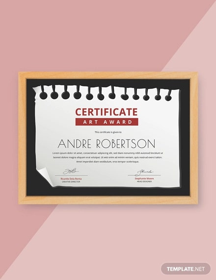 free art award