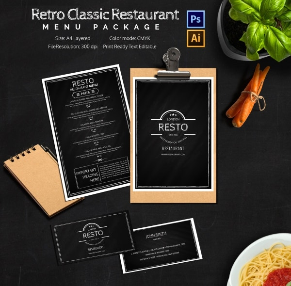 Retro-Chalk-Board-Menu