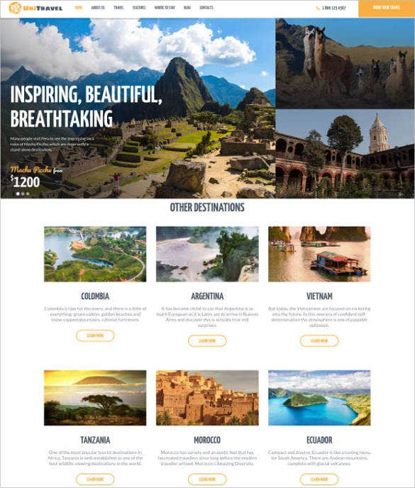 travel-agency-tourism-bureau-css-website-theme
