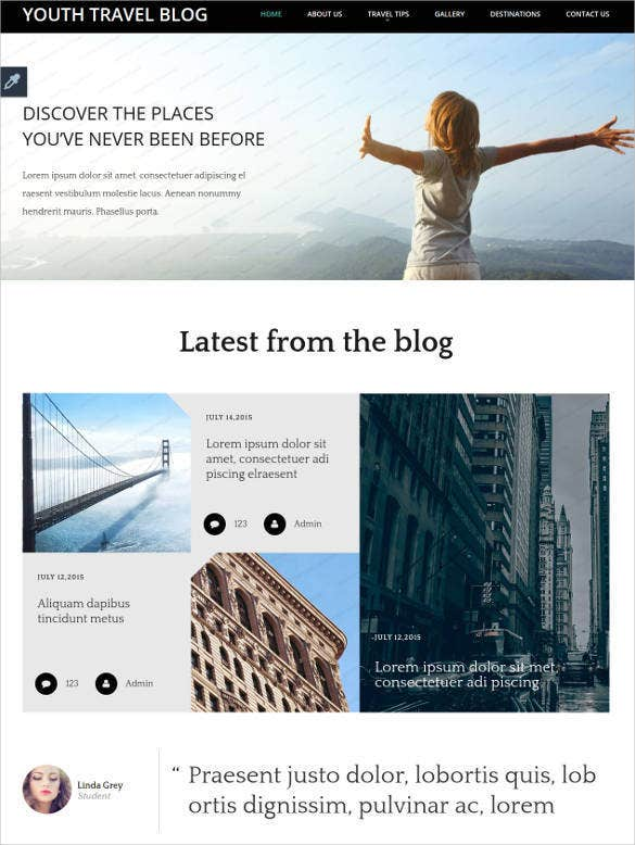 youth-travel-blog-html-website-template