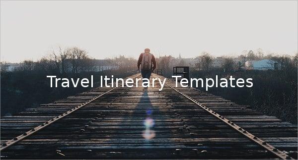 travelitinerarytemplates