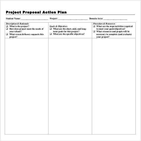 11  best project plan templates