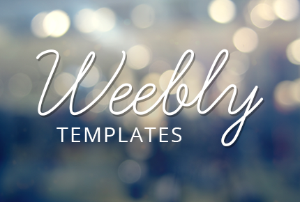 20+ Best Free Weebly Templates
