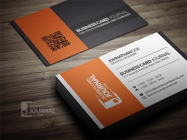75 free and premium corporate business card templates free this template is meant for adding a captivating touch to the pages with a cleaner and minimalistic layout bright colors are available which complement the fbccfo Gallery