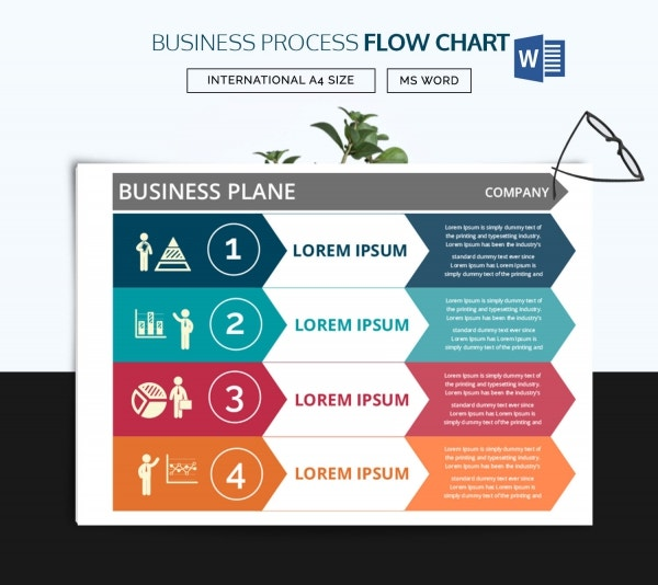 40 flow chart templates free sample example format - Business plan for web design company ...