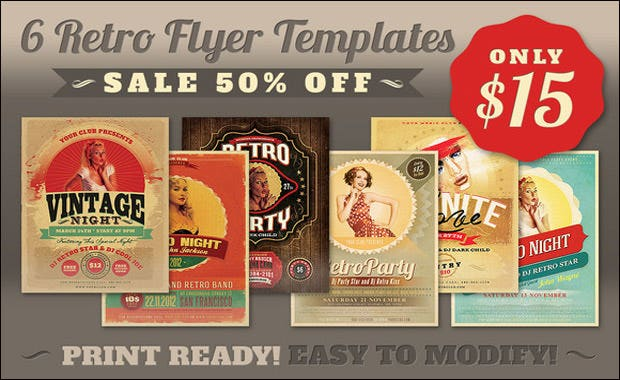 Psd Flyer Templates  Free Psd Eps Ai Indesign Format
