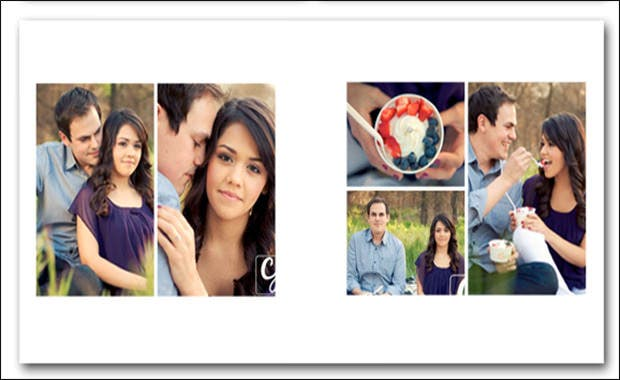 Best photo album templates free premium templates this wedding photo album template showcases added vibrancy by letting the users choose among the vibrant color schemes and scalable features toneelgroepblik Images